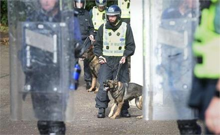 glasgow  hundreds of police service dogs trained in wake of cop 26