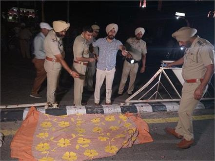 young couple dead body found in amritsar