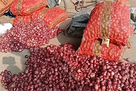 raids on 661 places after receiving complaints of onion black marketing