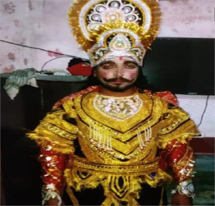 ravana in ramlila also dies in amritsar train accident