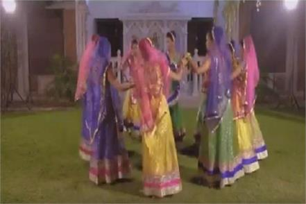 visually challenged girls perform on song written by pm modi
