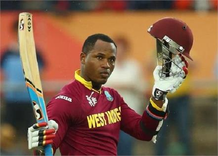 marlon samuels make unique records in his 200odi match