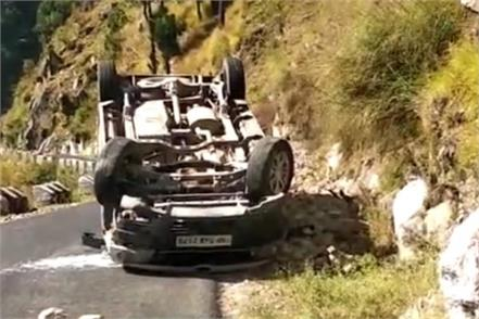 chamba car incident