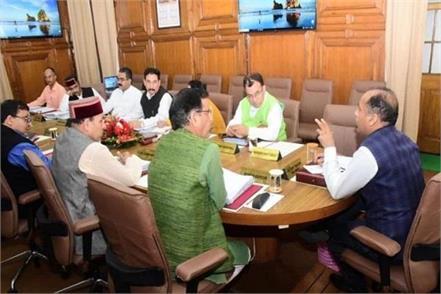 himachal cabinet