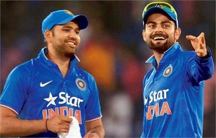 kohli rohit pair is best rather then rohit dhawan pair see stat