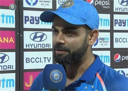 virat kohli gave full credit to rohit sharma