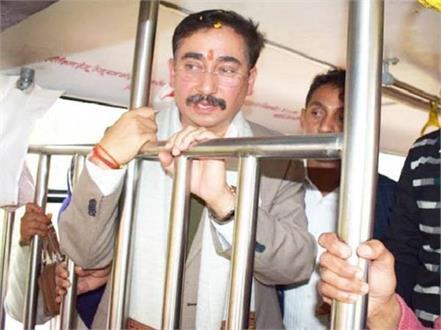 health minister not found in hrtc bus
