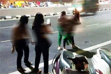 transgenders stripping video viral in signature bridge