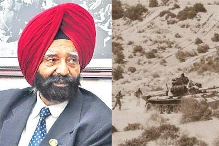 kuldeep singh had told story of longewala war