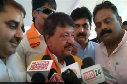 bjp s increased difficulties kailash vijayvargiya threatens the code of conduct