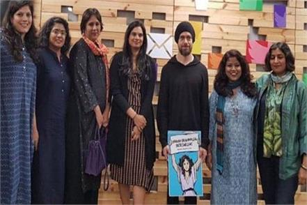 twitter ceo controversy over anti brahmin poster
