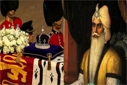 maharaja ranjit singh family became united kohinoor ho vatthan return