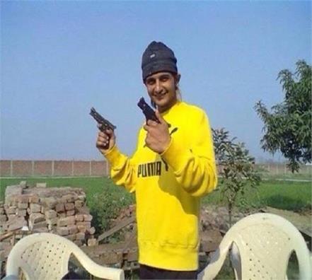 gangster sukha kahlon murder case