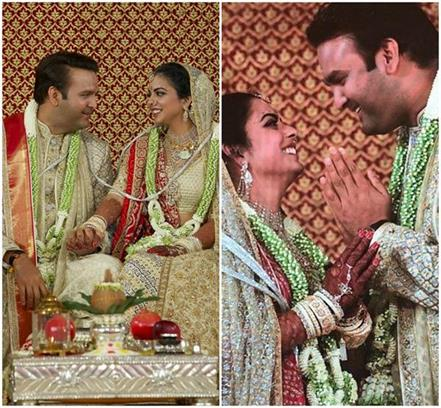 isha ambani wedding updates