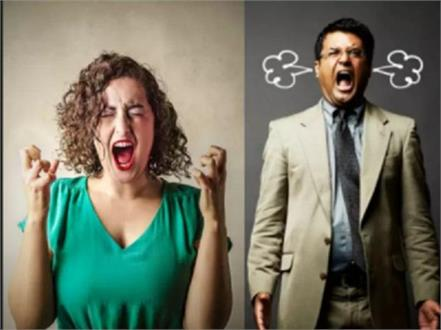 brain storming focuses on angry voices