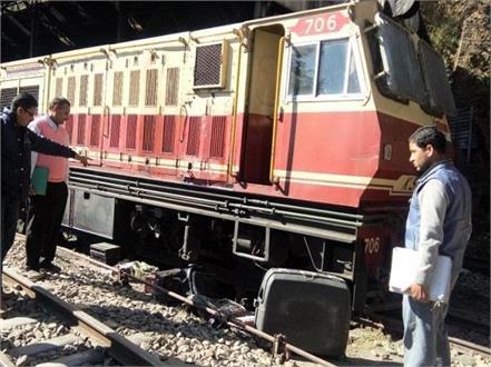 kalka shimla heritage track will increase on the trains speed