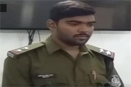 fake cop made by watching movie police arrested