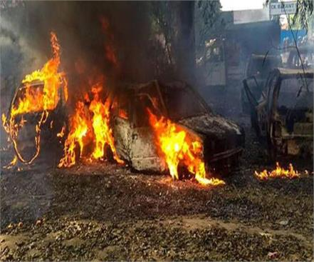 bulandshahr violence  asp transferred after senior superintendent of police
