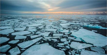 arctic sea ice decline slows down temporarily nasa