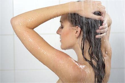 bathing habits tell personality secrets