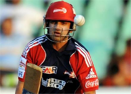 delhi captain gautam gambhir told the reason for the defeat from punjab