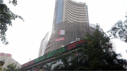 sensex plunged 248 points and the nifty opened below 10400