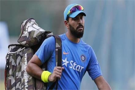yuvraj can say goodbye to cricket