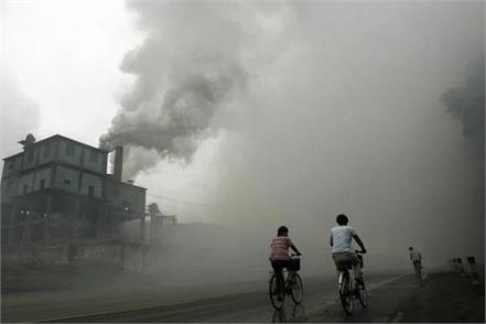 india china pollution american studies