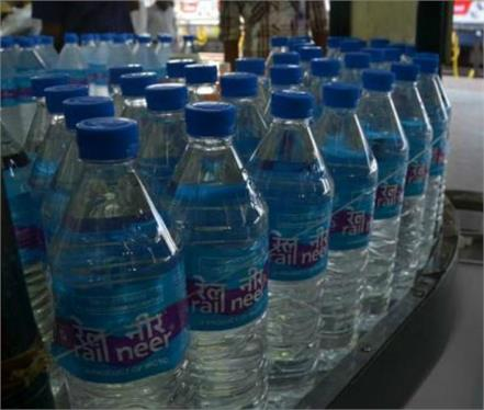 if rajdhani duronto trains late 20 hours you will get water bottle free