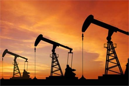 crude oil prices fall due to syrian tensions