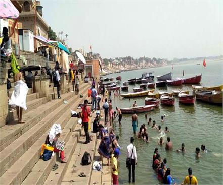 action on toilets on ganga ghats of varanasi stop smoking on may 15