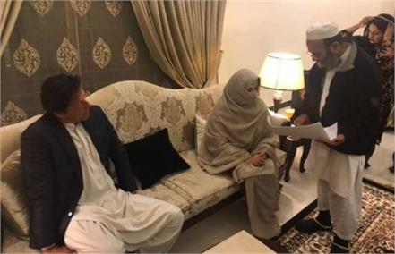 imran khan s third marriage in danger due to pet dogs