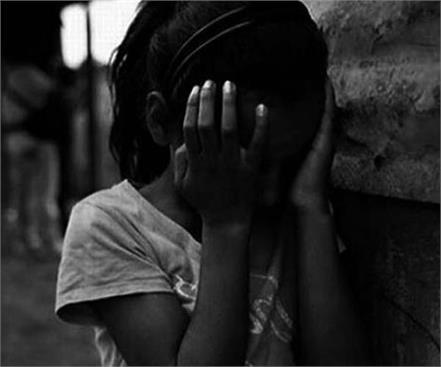 8 years old innocent rap in balrampur