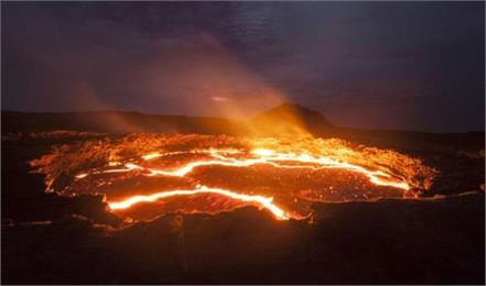 deadly volcano erupted in japan