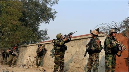 10 isis terrorist killed in afghanistan