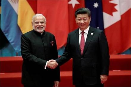 joint statement will not be issued on modi shi meeting