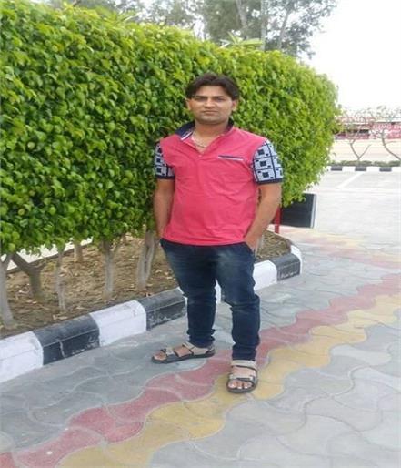 3 days after missing body found in ganganagar
