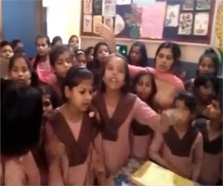 meerut ghost is scared of girls warden beating on rule breaks