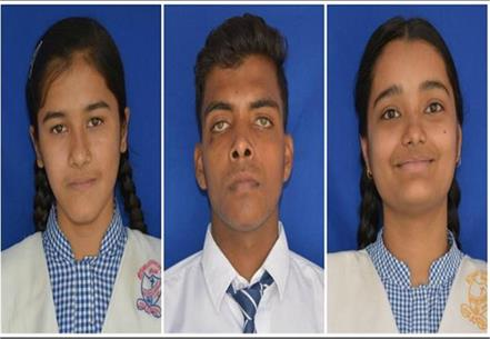 cbse 12th results divyanshi mishra and vatsalya agarwal is toper