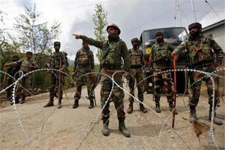 army attack on army camp in kulgam camp in security