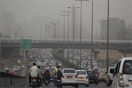 air quality index of reduced gurugram