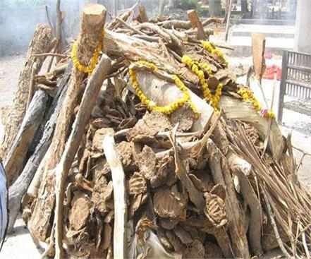agra preparations were done for funeral suddenly returned