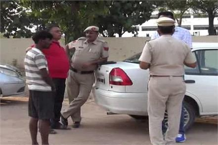 bagh resort firing accused arrested