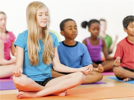 these 3 yoga have been done for the health of children