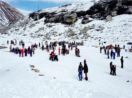 fake booking under the guise of lahaul spiti