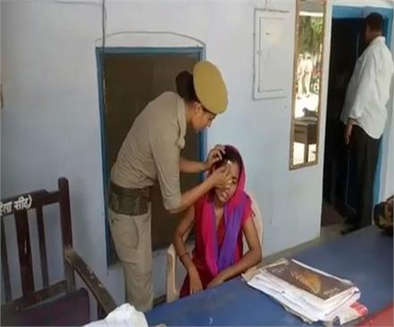 viral of the seizure of a woman soldier everybody compliments