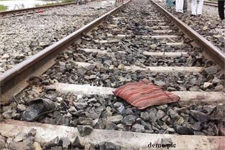 bhiwani train leg cut