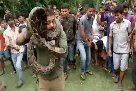 python sanjay dutta selfie video viral