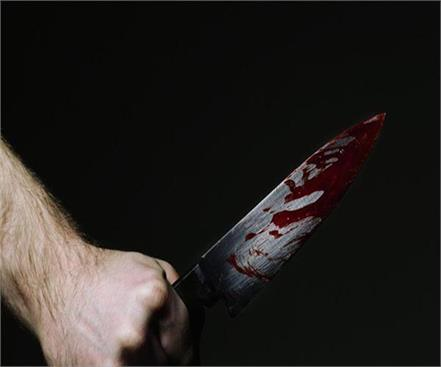 in the house of pratapgarh woman knife killed