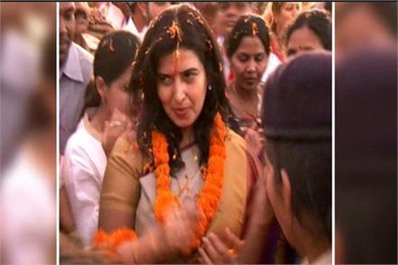 chhattisgarh bjp saroj pandey rahul gandhi